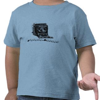 Câmera retro de Imagine.Create Camiseta