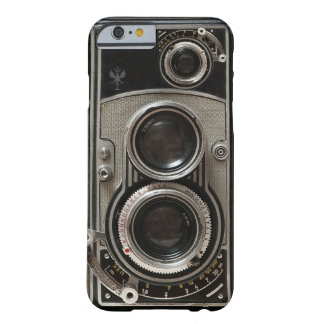 Câmera: Z-002 Capa Barely There Para iPhone 6