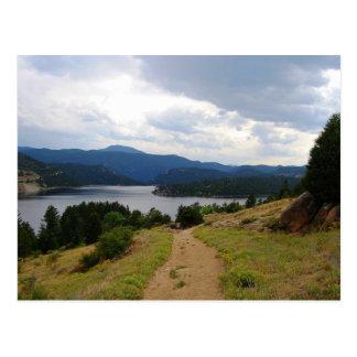 Caminhada de Colorado Cartão Postal