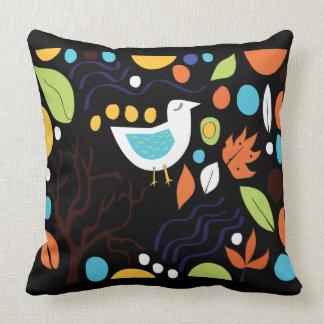 CAMINHADA no travesseiro decorativo verde das Almofada