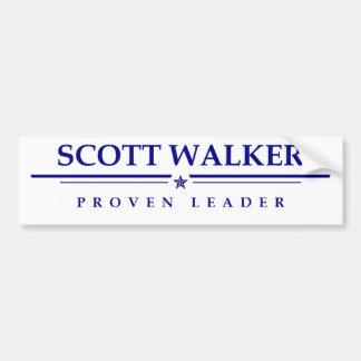 Caminhante de Scott: Líder provado Adesivo Para Carro