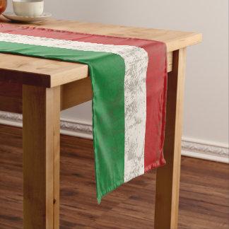 Caminho De Mesa Pequeno Bandeira e símbolos de Italia ID157