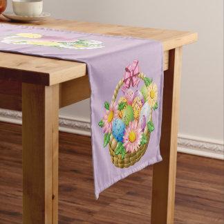 Caminho De Mesa Pequeno Corredor da mesa da páscoa