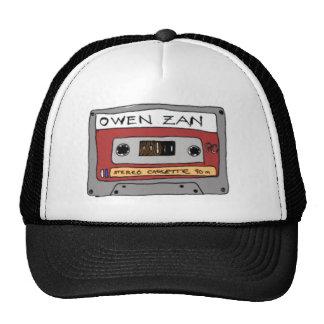 Camionista do logotipo da fita de Owen Zan Boné