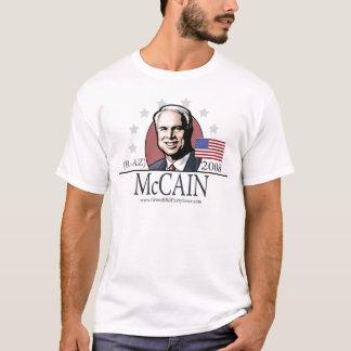 Camisa 2008 de McCain da equipe