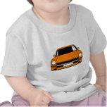 Camisa alaranjada de Nissan 240z T Tshirts