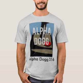 Camisa alfa youtube de Dogg 316