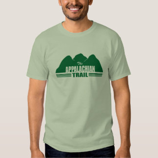 Camisa apalaches da montanha T da fuga Camiseta