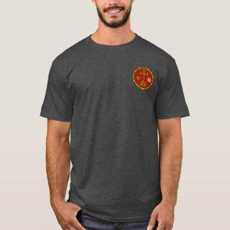 Camisa bizantina do selo do imperador de Hercalius