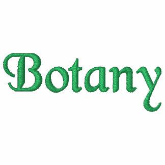 Camisa bordada Botânica