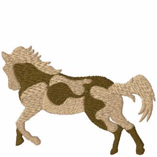 Camisa bordada cavalo jaqueta