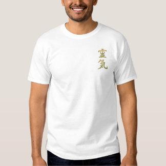 Camisa bordada de Reiki T