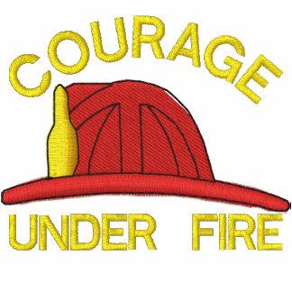 Camisa bordada sapador-bombeiro polo