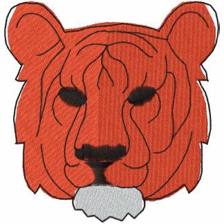 Camisa bordada tigre polo