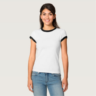 Camisa Casual Feminina Grande Personalizada