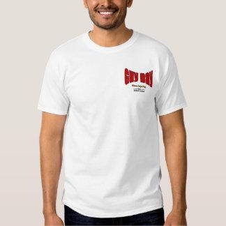 Camisa comemorativa do dia da cara - 2004/5 de t-shirt