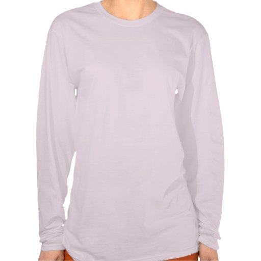 Camisa cor-de-rosa do coração do feliz dia dos nam tshirt