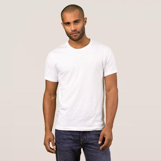 Camiseta masculina, Alternative Apparel, Branco