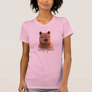 Camisa da alpaca