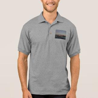 Camisa da aposentadoria camisa polo