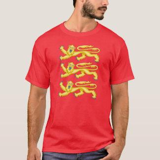 Camisa da brasão de Inglaterra