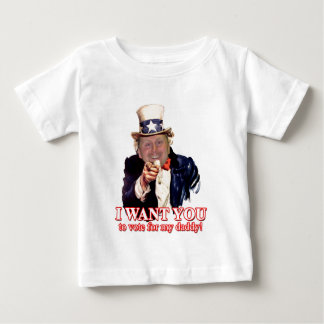 Camisa da campanha para Alex