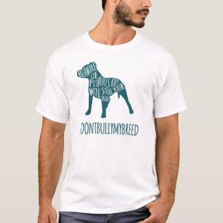 Camisa da consciência de Pitbull