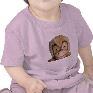 Camisa da criança da cara do dinheiro t-shirts