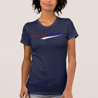 Camisa da dança de Cubana da salsa Tshirts