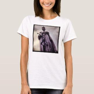 Camisa da estátua da rainha Victoria
