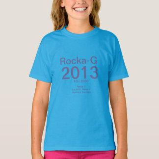 Camisa da fêmea de Rocka-G