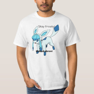 "Camisa da ""gelado"" estada de MrMakabroni Tshirt"