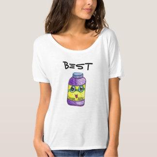 Camisa da geléia de uva BFF