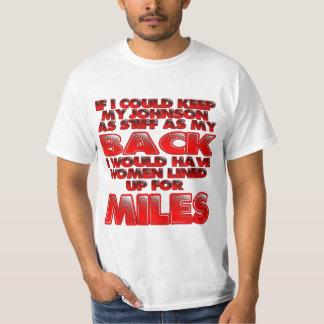 Camisa da idade avançada dos homens