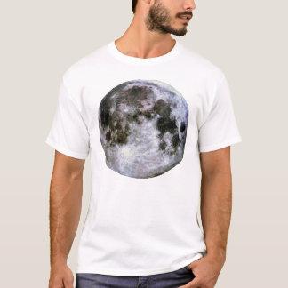 Camisa da Lua cheia dos homens
