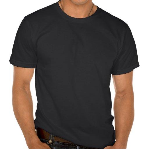 Camisa da porta do back office t-shirt
