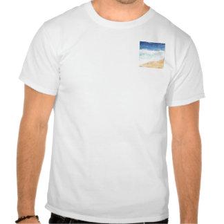 Camisa da praia camiseta