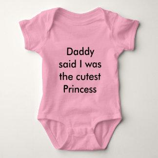 Camisa da princesa