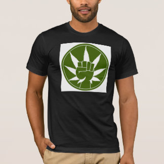 Camisa da união da erva daninha