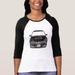 Camisa da WTI de Subaru WRX T-shirts