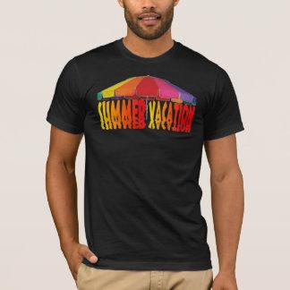 Camisa das férias de verão