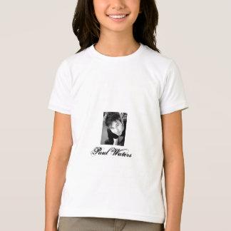 Camisa das meninas de Paul Watesr