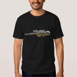 camisa de beatmaniaIIDX14GOLD! T-shirts