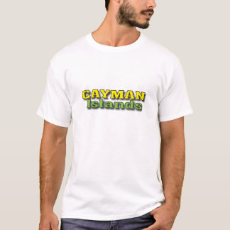 Camisa de Cayman Islands T