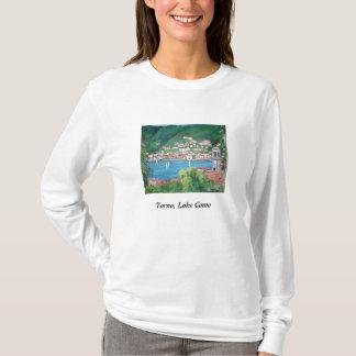 Camisa de Como de Torno, lago