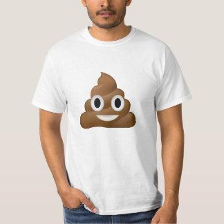 Camisa de Emoji do tombadilho