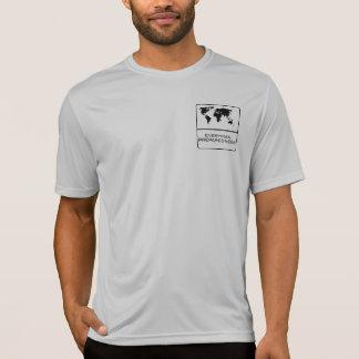 Camisa de esporte da prontidão do Everyman
