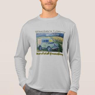 Camisa de esportes da divisa