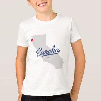 Camisa de Eureka Califórnia CA