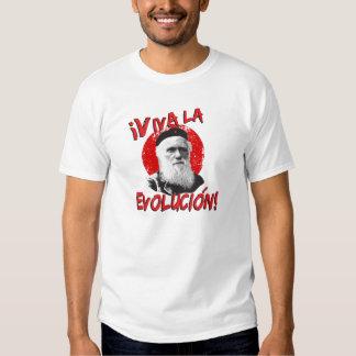 Camisa de Evolucion do La de Viva Tshirt